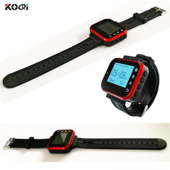 wrist watch pager